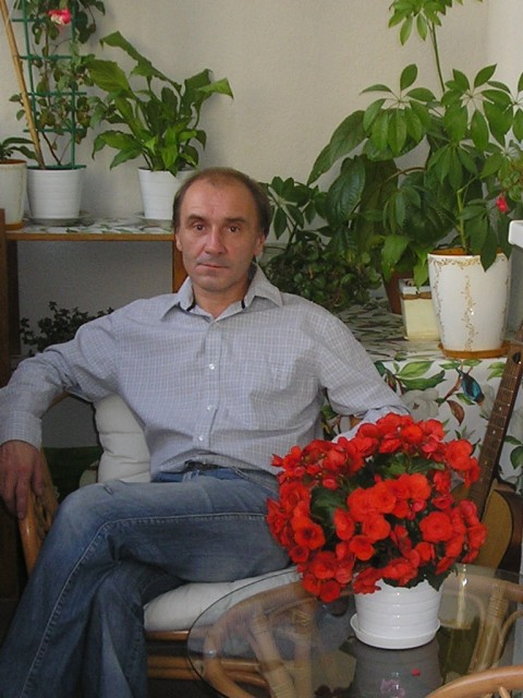 Владимир, Россия, Королёв, 60 лет