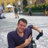 Дмитрий, Россия, Челябинск, 28 лет. С детства на коляске. Все делаю сам. Готовлю, убираюсь, передвигаюсь сам на электрической коляске, м
