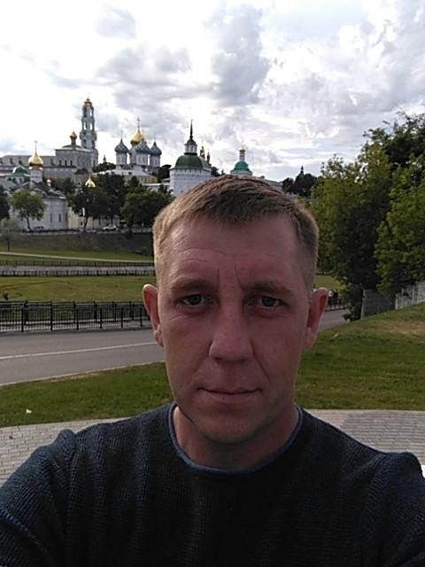 Павел, Россия, Сергиев Посад, 35 лет