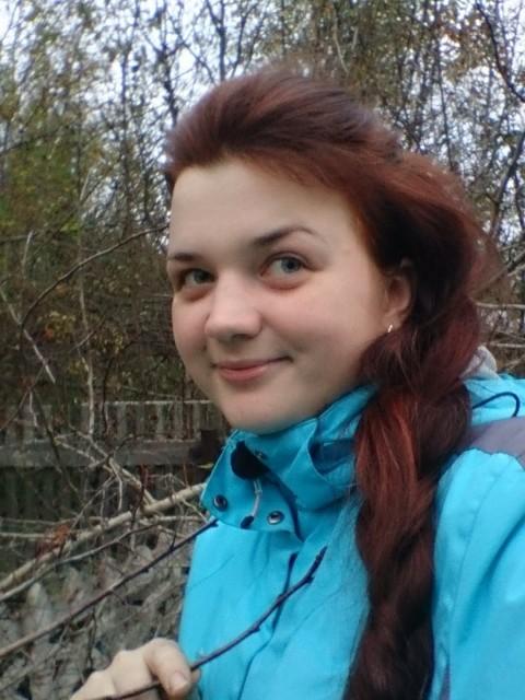 оксана, Россия, Вологда, 31 год
