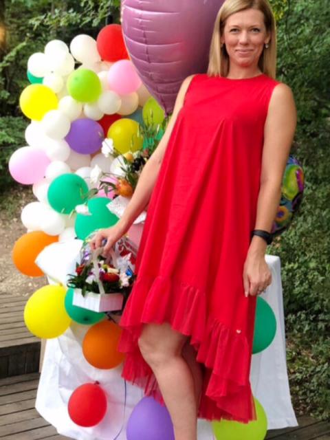 Екатерина, Россия, Ялта, 40 лет, 2 ребенка. Она ищет его: Не ниже 180 см. Без лишнего веса и длинных волос, не религиозного-ЭТО КАТЕГОРИЧЕСКИ НЕ ПРИЕМЛЮ!!! Не