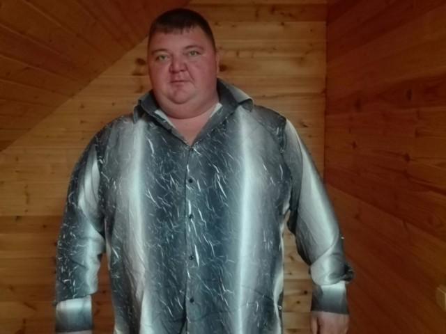 Евгений, Россия, Дмитров, 44 года