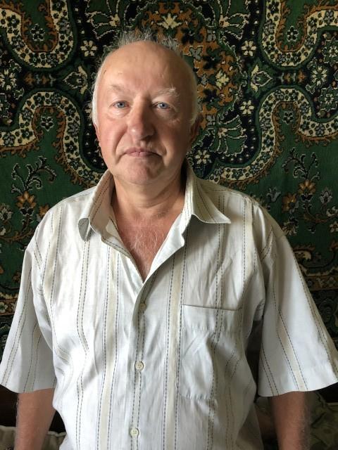 Владимир, Россия, Ефремов, 69 лет
