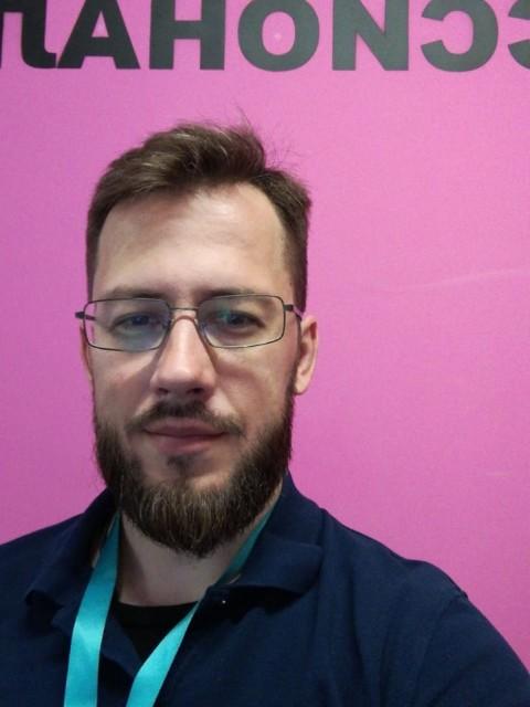 Евгений Крючков, Россия, Москва, 37 лет