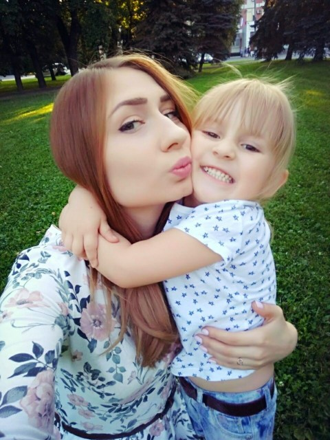 Дарья, Россия, Москва, 22 года