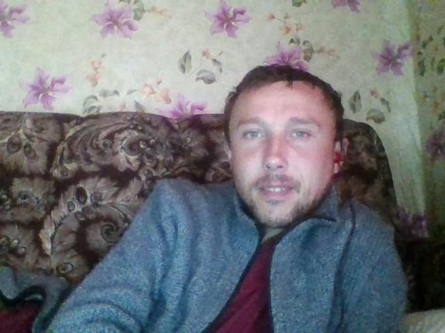виталий, Россия, Олонец, 34 года