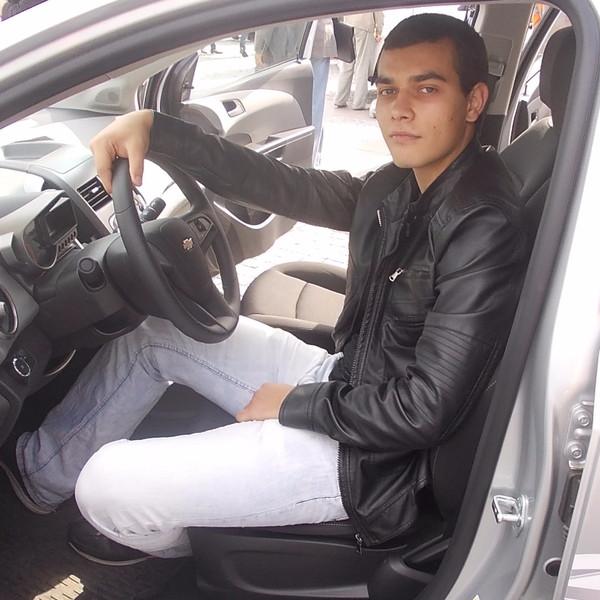 Александр Новиков, Россия, Воронеж, 25 лет