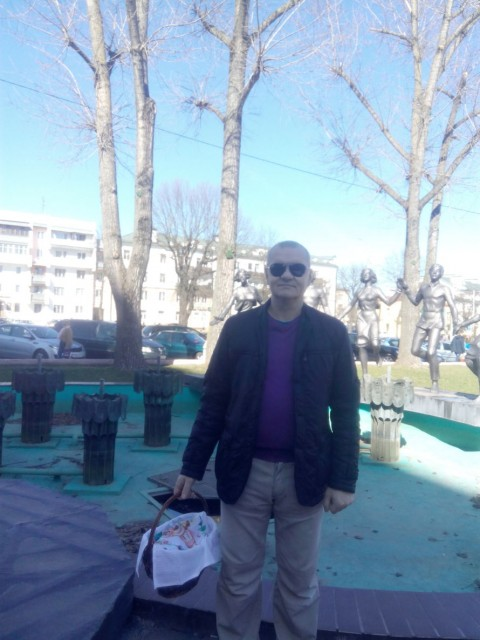 саша, Беларусь, Брест, 46 лет