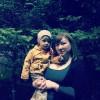 Анна, Казахстан, Астана, 33 года, 2 ребенка. Мне 33 года. Я не фитоняшка далеко, но не значит, что обхожу стороной фитнес клубы: хожу, когда ест