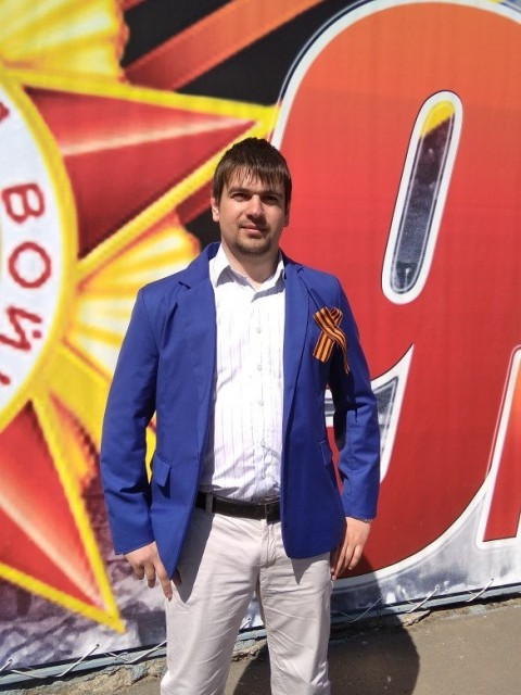 Дмитрий, Россия, Рыбинск, 31 год