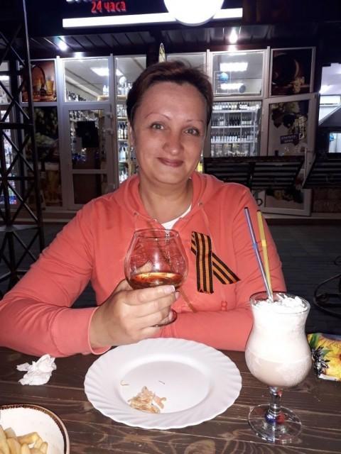 Леся, Россия, станица старощербиновская, 44 года