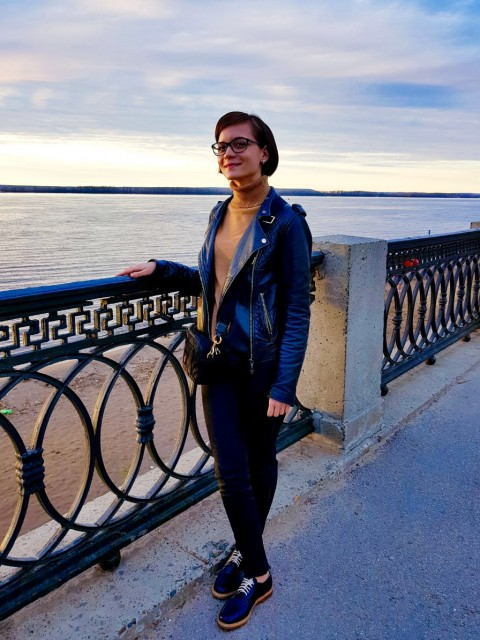 Вера А, Россия, г. Серпухов (Московская область), 30 лет