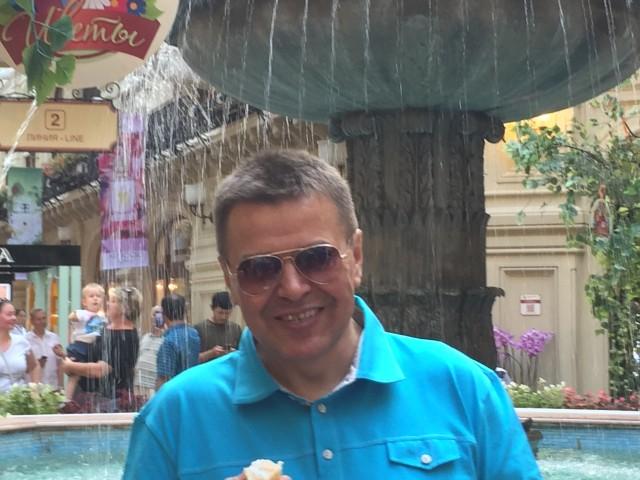 Василий, Россия, Москва, 50 лет. Хочу найти Родную душу.