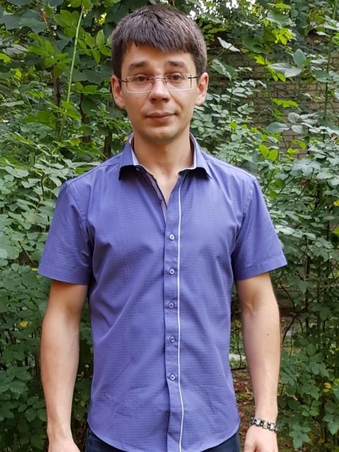 Александр, Россия, Железнодорожный, 33 года