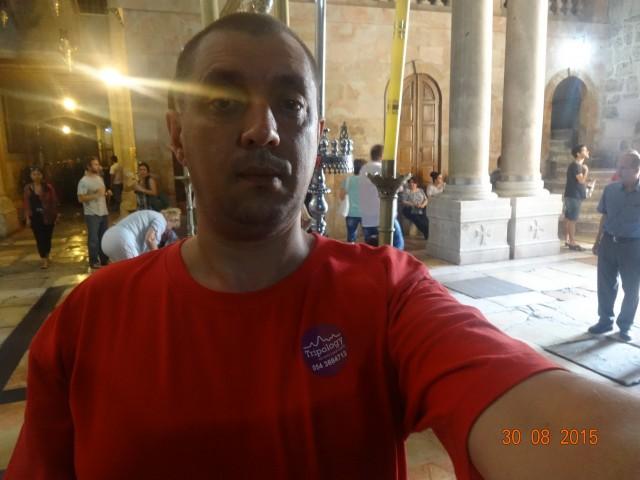 Иерусалим. Храм Гроба Господня 2015г.