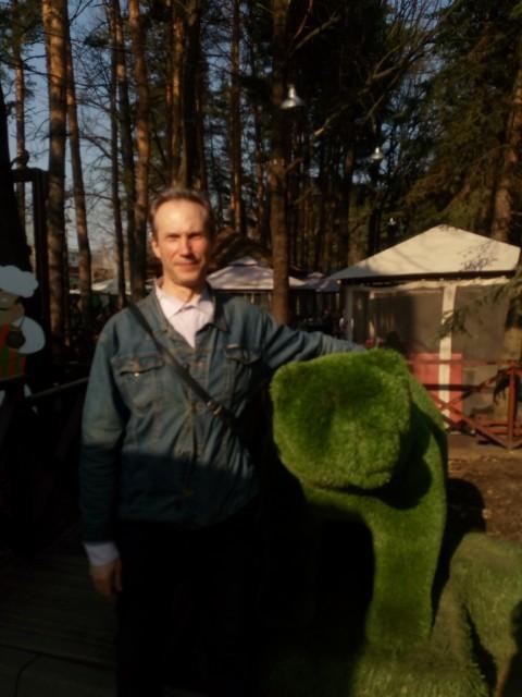 Владимир, Россия, Москва, 49 лет, 1 ребенок. Хочу найти Нежную, добрую оптимистку.