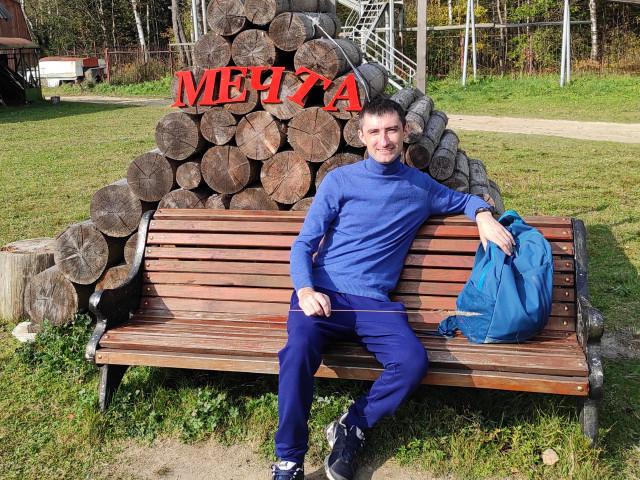 Александр, Россия, Щёлково, 35 лет
