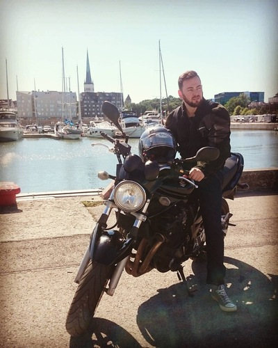 Rolf Benz, Латвия, Рига, 32 года