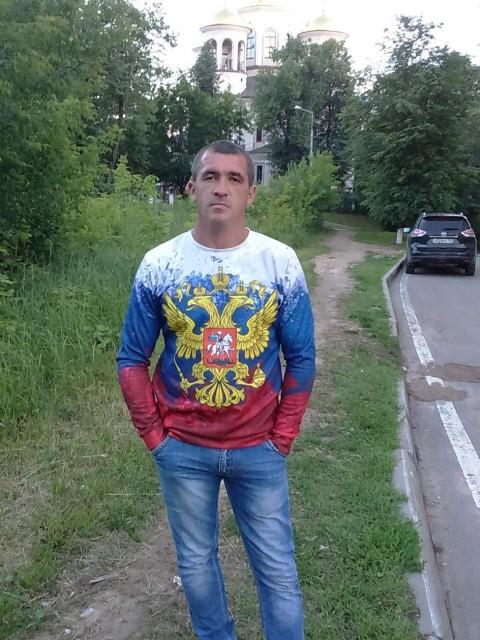 Александр, Россия, Одинцовский район, 36 лет