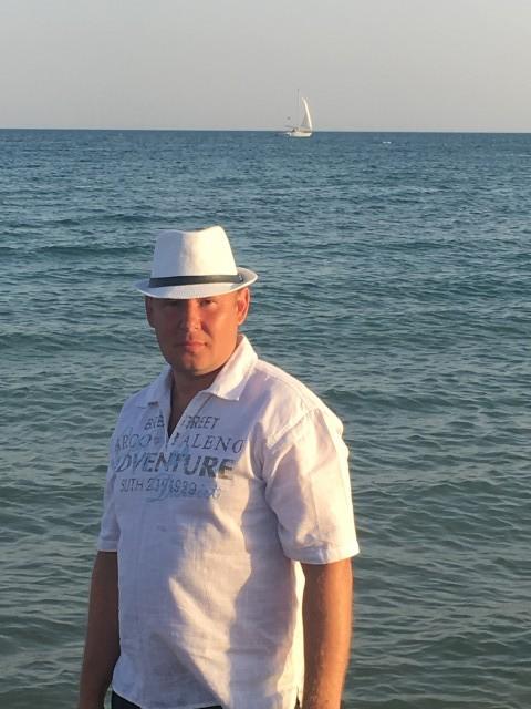 Михаил, Россия, московская область, 40 лет