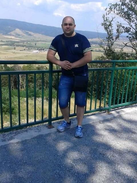 Георгий Зашев, Болгария, София, 40 лет