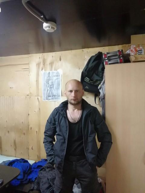Владимир, Россия, Ногинск, 40 лет