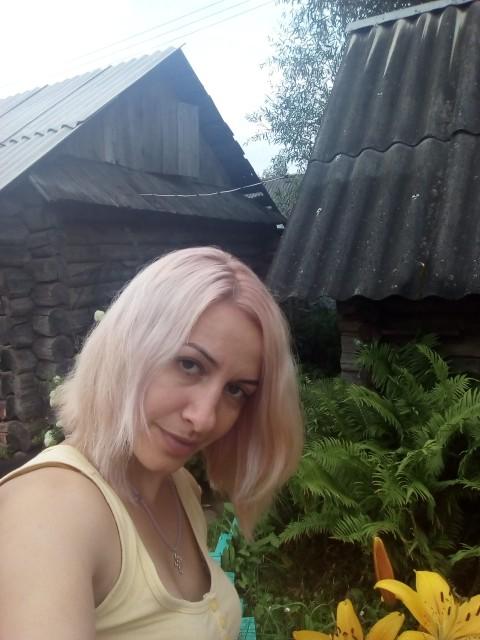 Светлана, Россия, Великие Луки, 34 года