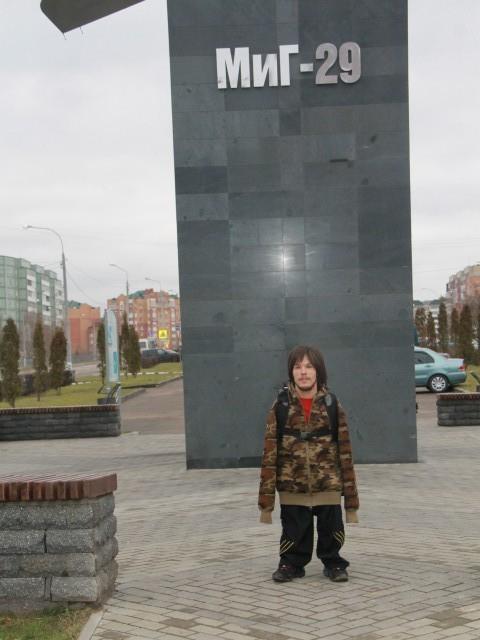 Денисов Борис, Россия, Обнинск, 34 года