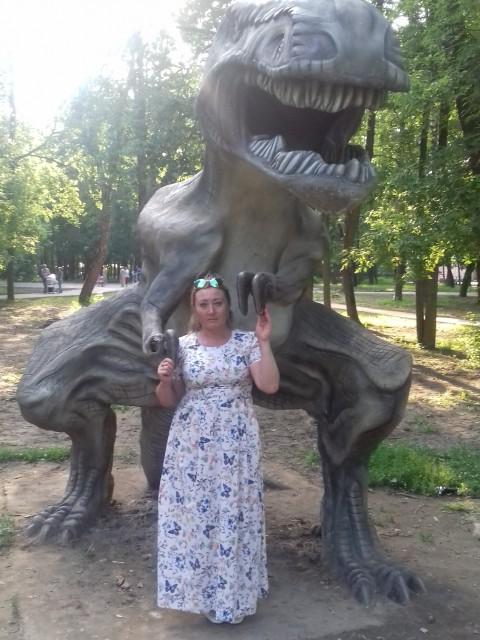 Ольга, Россия, Дедовск, 44 года