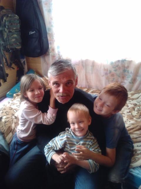 Евгений, Россия, Белоусово, 58 лет