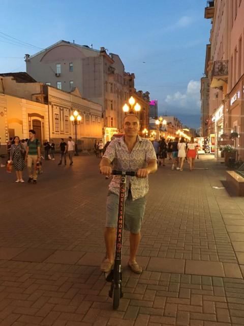 Дмитрий, Россия, Москва, 47 лет