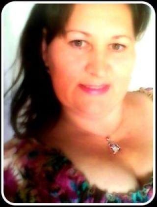 Галина, Россия, Белая Глина, 44 года