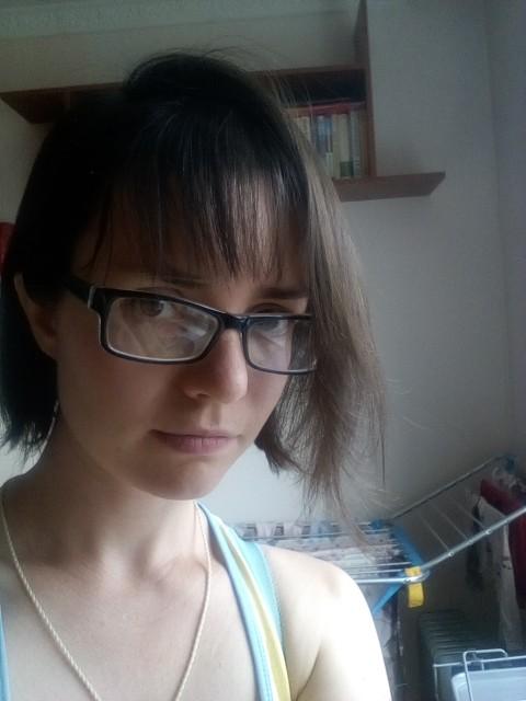 Лиза, Россия, Краснознаменск, 31 год