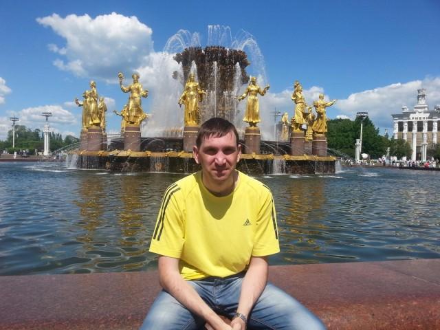 Иван, Россия, Подольск, 32 года