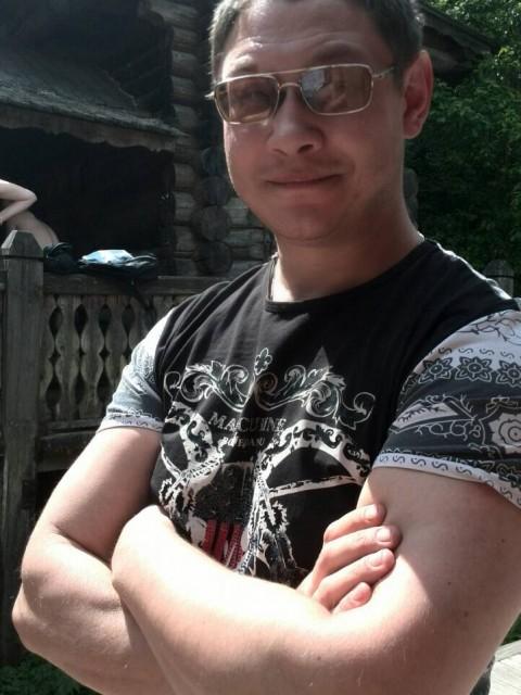 Юрий, Россия, Электросталь, 38 лет