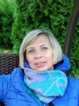 Татьяна, Россия, Железнодорожный, 45 лет
