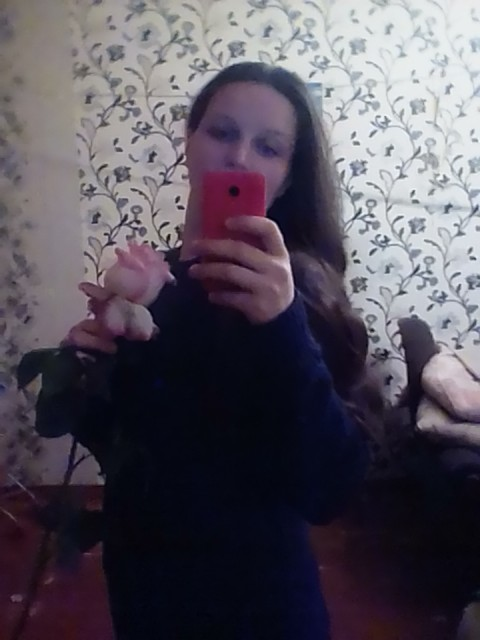 Валентина, Россия, Пушкино, 23 года