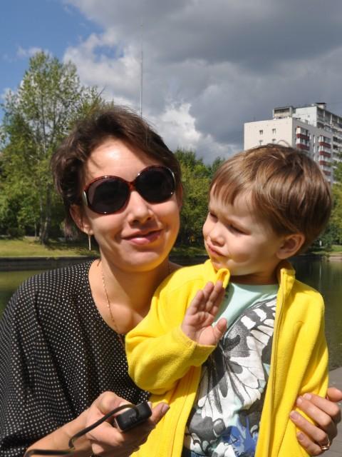 Юлия, Россия, Серпухов, 36 лет