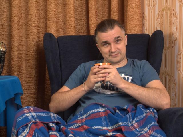 Сергей Сальников, Россия, Красноярск, 43 года