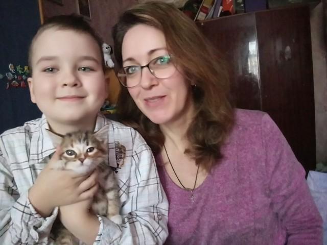 Светлана, Россия, Андреаполь, 44 года