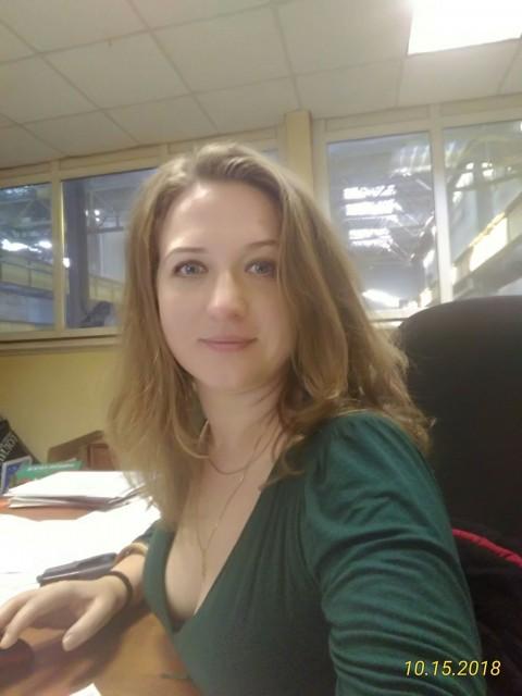 Марго, Россия, Королёв, 34 года