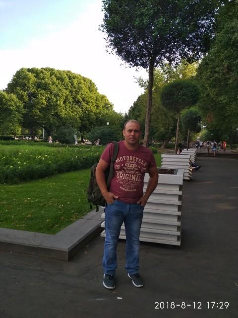 Игорь, Россия, Истра, 40 лет