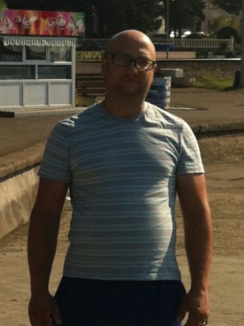 иван, Россия, Талдом, 41 год