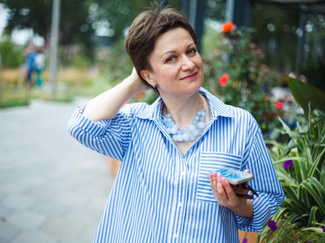 Ольга, Россия, Брянск, 40 лет