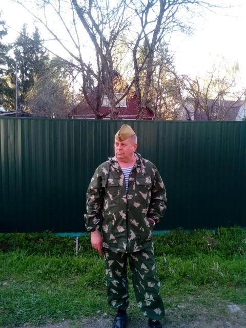 ВАСИЛИЙ, Россия, Наро-Фоминск, 61 год