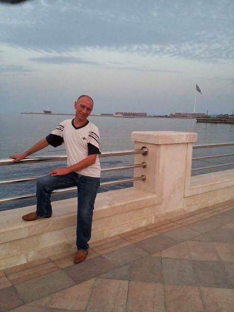 Андрей, Россия, Санкт-Петербург, 48 лет