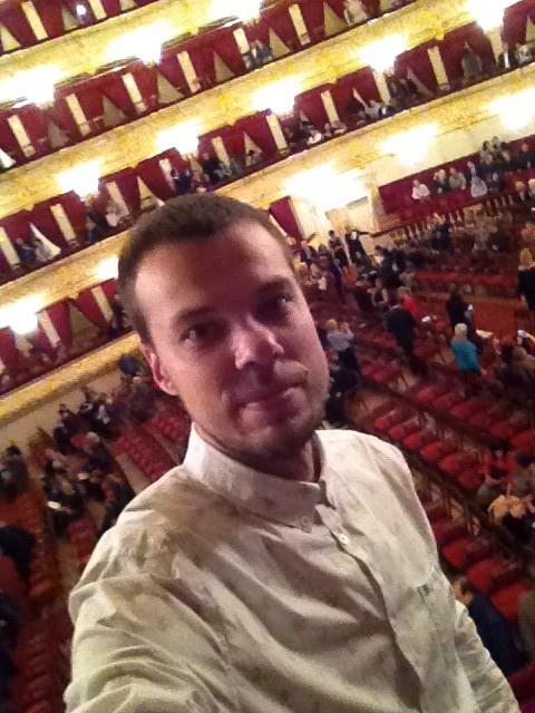 Георгий, Россия, Мытищи, 33 года