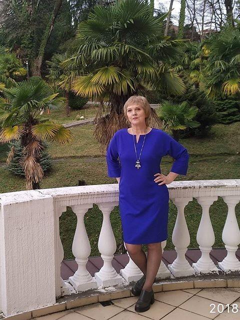 Светлана, Россия, Елец, 59 лет