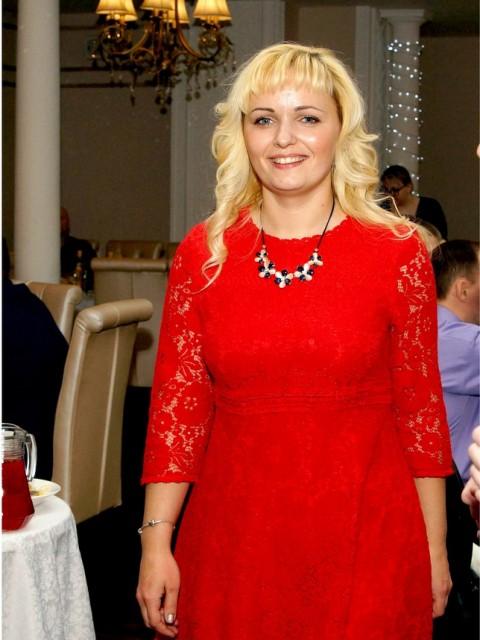 Анастасия, Россия, Вологда, 34 года
