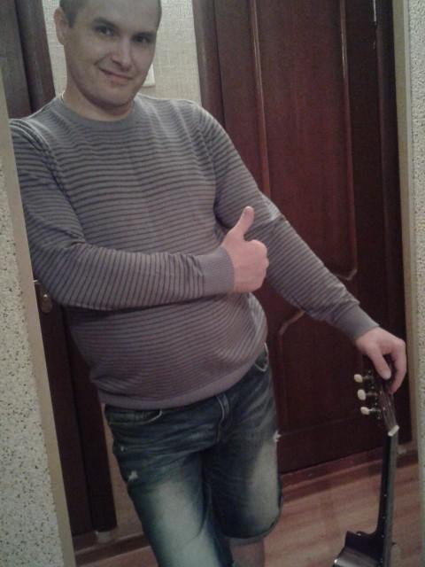 Сергей, Россия, Зеленоград, 34 года